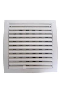 Product Εξαεριστήρας Πλαστικός Λευκός Φ100 150x150mm base image
