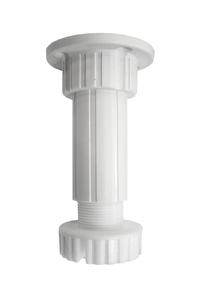Product Πόδι Ντουλάπας Πλαστικό Λευκό No 10 base image