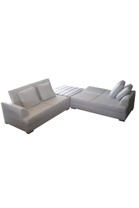 Product Καναπές Γωνία Aria Μπεζ base image