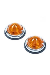 Product Φώτα Τρέιλερ Όγκου Λευκά / Κόκκινα / Πορτοκαλί 70mm Σετ 2 τεμ. Benson base image