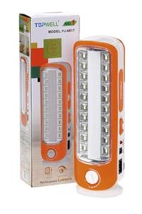 Product Φωτιστικό Εργασίας 20 LED Topwell YJ-6817 base image