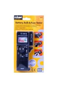 Product Ελεγκτής Μπαταριών Rolson 28101 base image