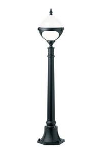Product Φωτιστικό Στύλος Μαύρο Happy 07512 base image