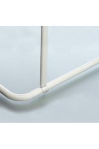 Product Στήριγμα Οροφής Σωλήνα Κουρτίνας Μπάνιου Spirella Magic 60cm base image