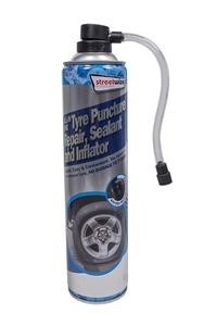 Product Γεμιστικό & Σφραγιστικό Ελαστικών 650ml Streetwize SWCHEM35 base image