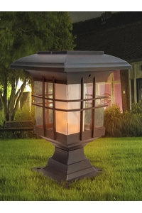 Product Ηλιακό Φωτιστικό Φανάρι LED 3 σε 1 Streetwize GW290 base image