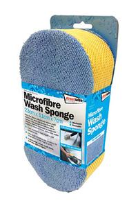 Product Σφουγγάρι Πλυσίματος Microfiber Streetwize SWCR7 base image