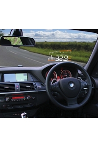 Product Οθόνη Head Up HUD Με Σύνδεση OBD 2 Streetwize SWHUD1 base image