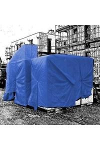 Product Μουσαμάς Γενικής Χρήσης Μπλε 5x6m base image