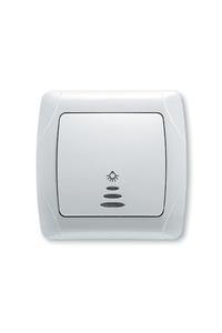 Product Διακόπτης Κλιμακοστάσιου Φωτιζόμενος CARMEN 9056X014 base image