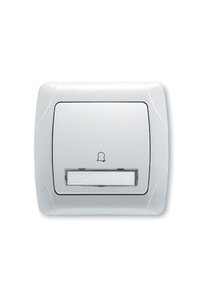 Product Διακόπτης Κουδουνιού Φωτιζόμενος CARMEN 9056X027 base image