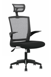 "Product Καρέκλα Γραφείου Μαύρο / Γκρι ""Valor"" base image"