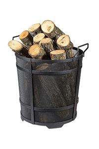 Product Κουβάς Στρογγυλός Μεταλλικός Ατλάντα Rust base image